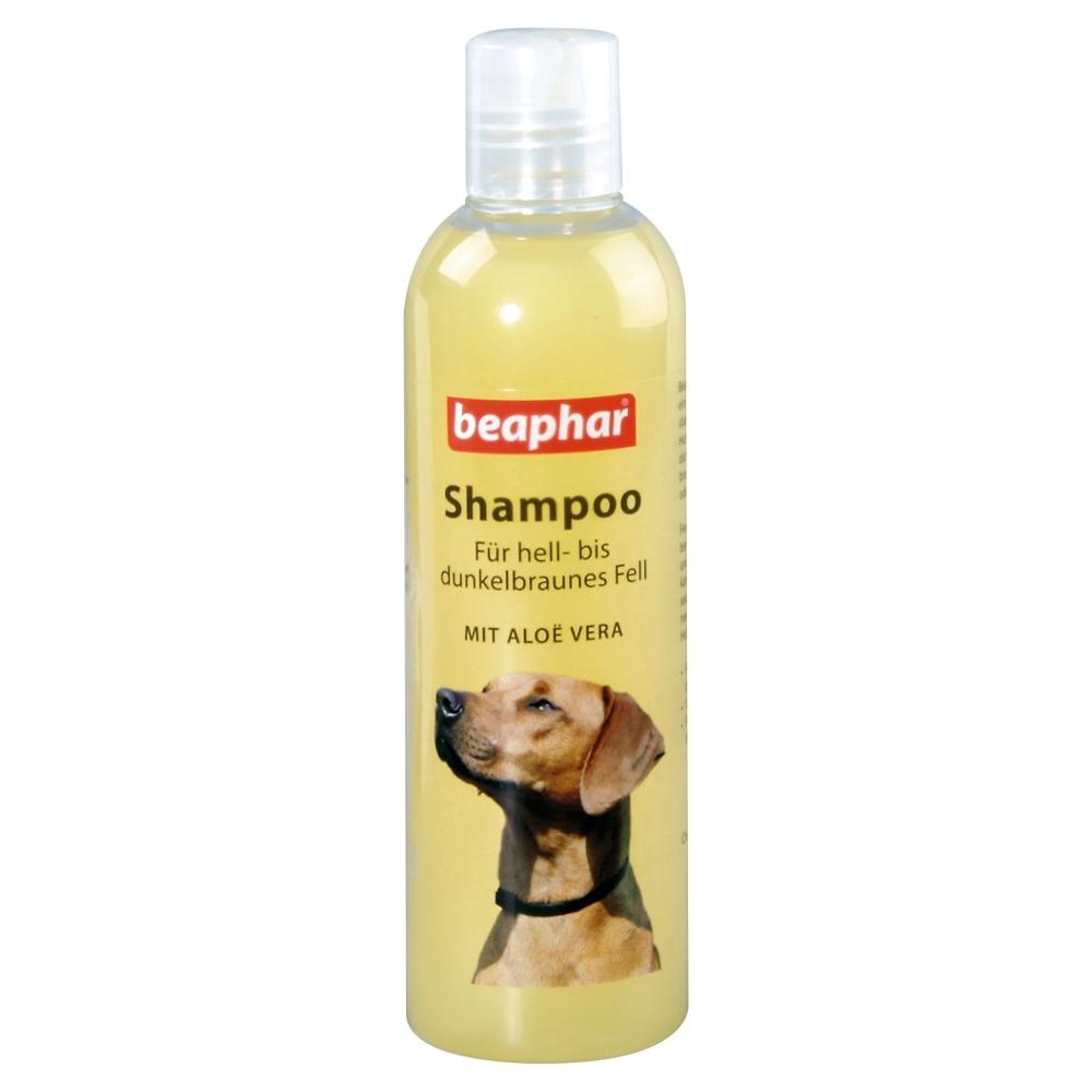 beaphar hunde shampoo f r hell bis dunkelbraunes fell 250 ml. Black Bedroom Furniture Sets. Home Design Ideas