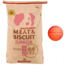 Magnusson Meat & Biscuit, gebacken, Junior (4,5 kg/10 kg/2 x 10 kg)