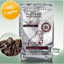 Platinum Natural Food Adult Lamm + Reis, 20 kg