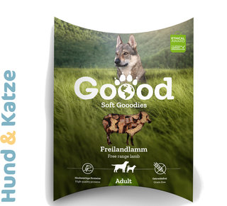 GOOOD Soft Gooodies Freiland-Lamm, 100 g